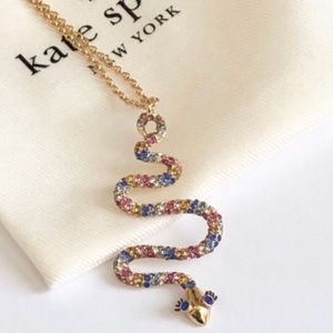 Kate Spade • Spice Things Up Snake Necklace